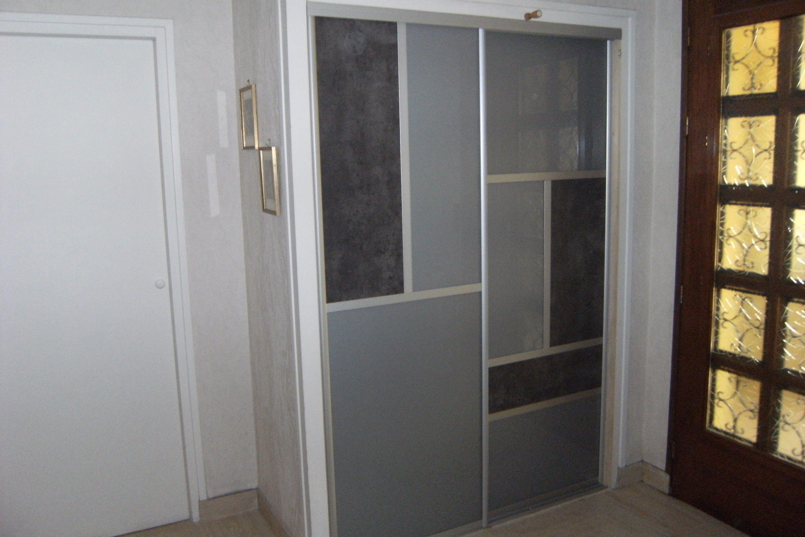 portail / porte · rolmenuiserie - Peindre Porte De Placard Coulissante